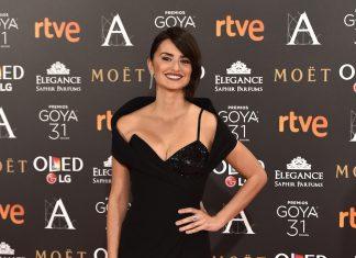 Penélope Cruz Goya 2017