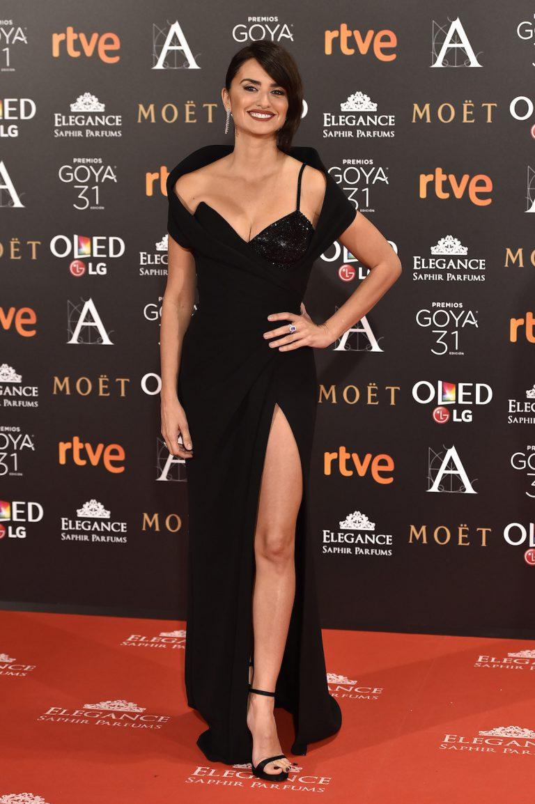 Los mejores vestidos de los Goya 2017