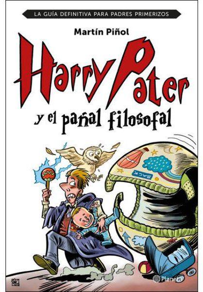LIbros para el Día del Padre Harry Pater