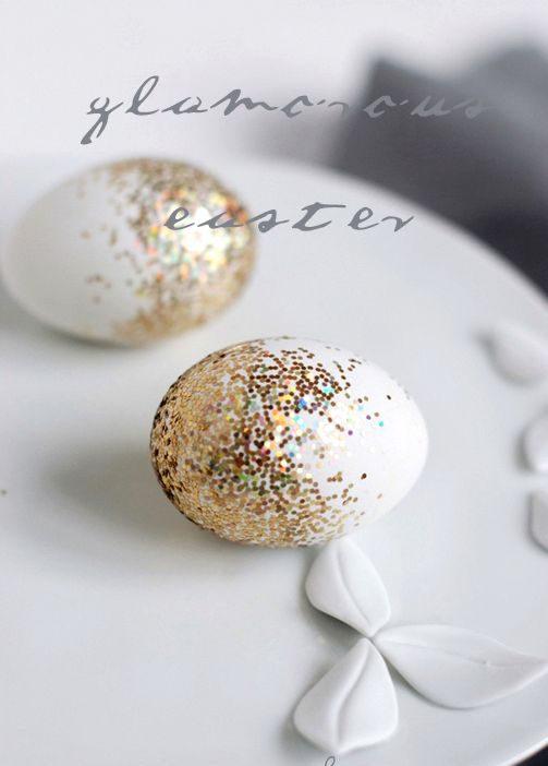 Decorar huevos de Pascua 6