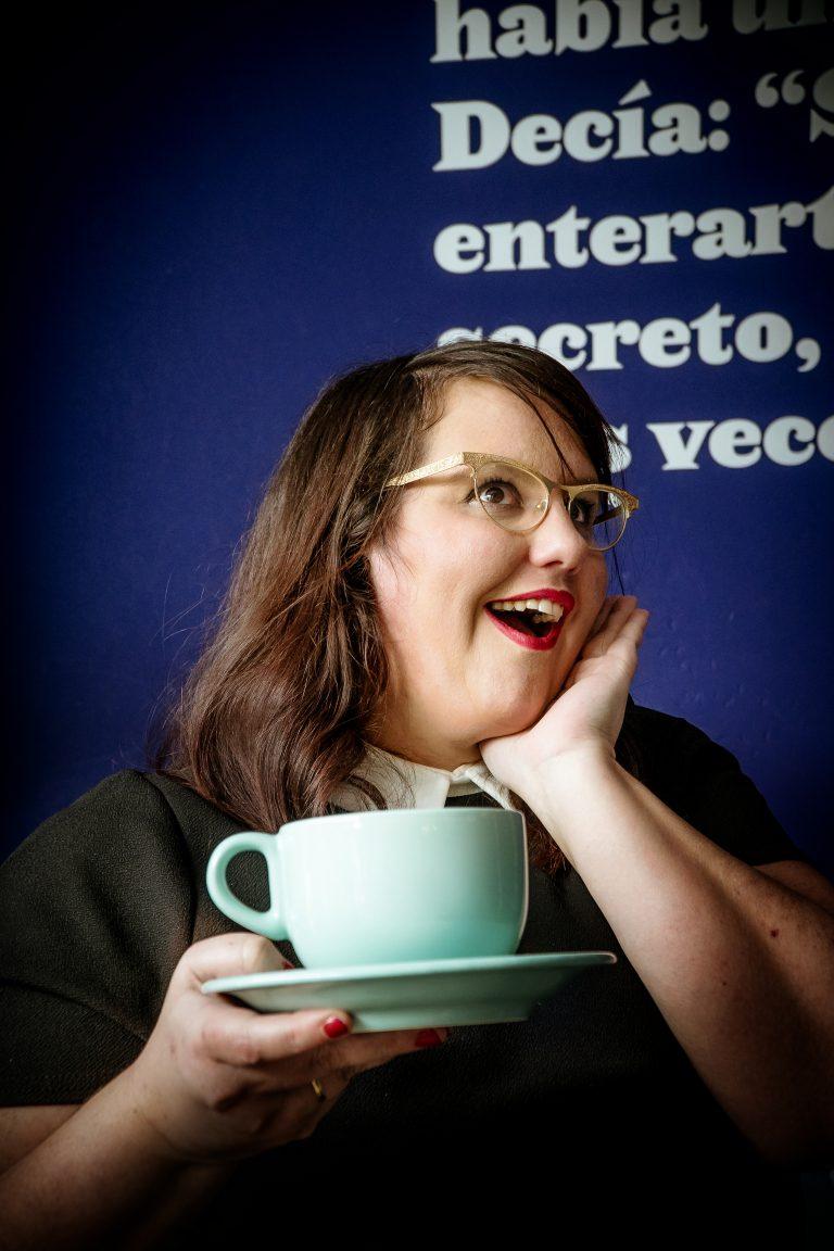 ¿Tomas una Relaxing Mum of café con leche?