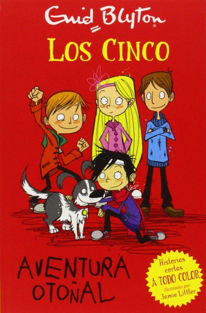 libros infantiles los cinco
