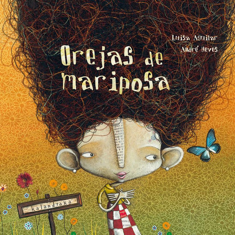 libros infantiles orejas de mariposa