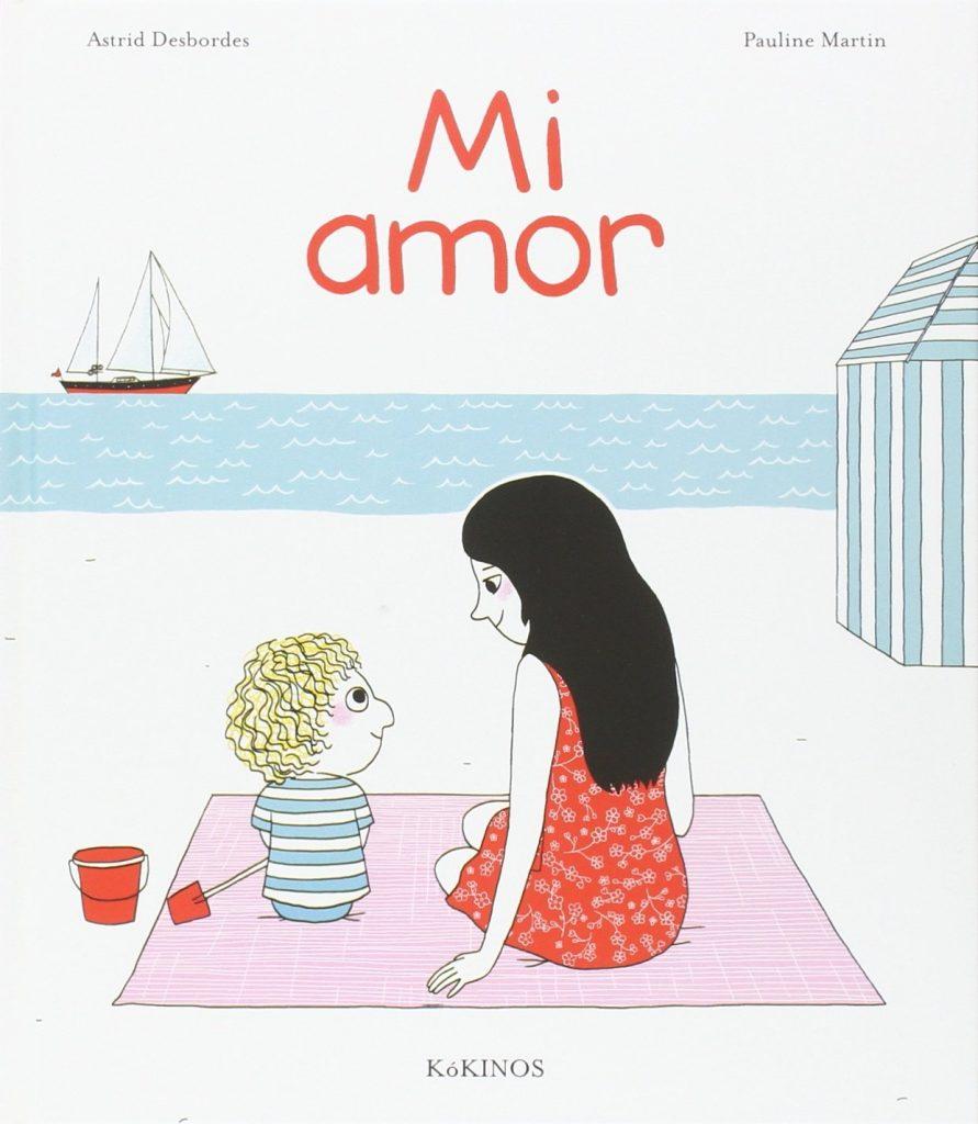 Libros para mamá Mi amor