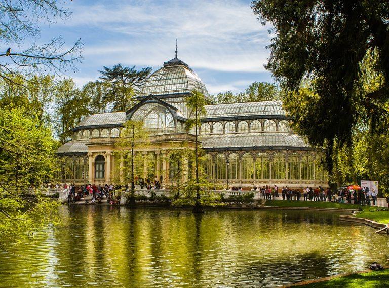 Un paseo por Madrid, aromas de Loewe inspirados en mi ciudad