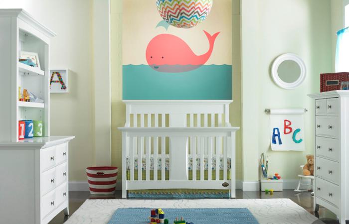 pixers habitación bebé ballena