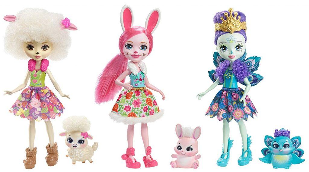 juguetes del año Enchantimals