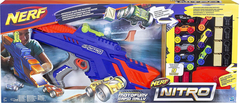 juguetes del año Nerf