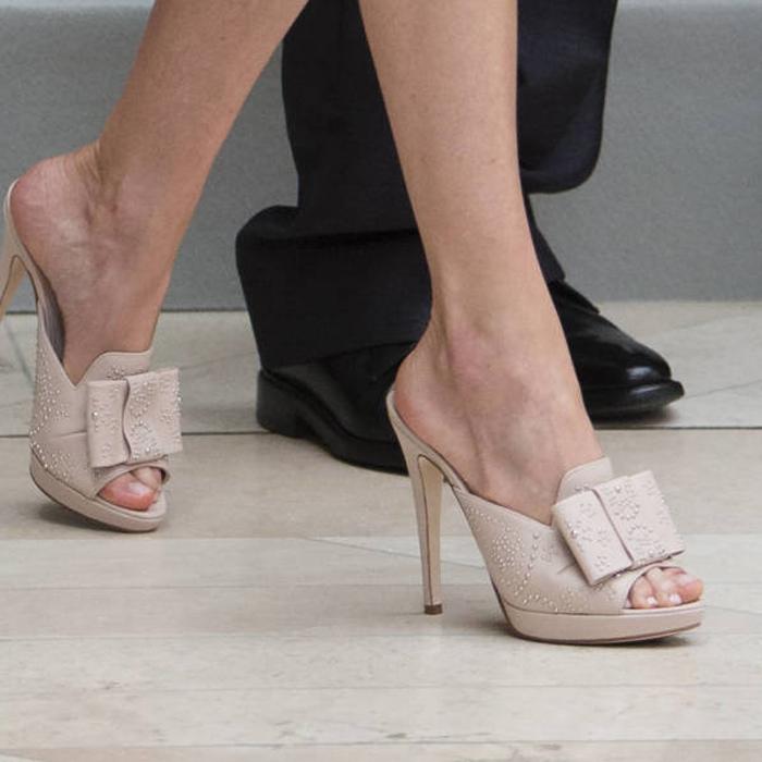 zapatos de mujer sin talón