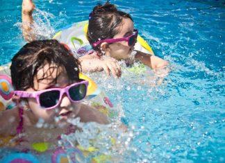 lentillas para niños en verano