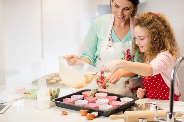 cocina para niños 1