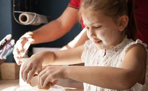 cocina para niños 4