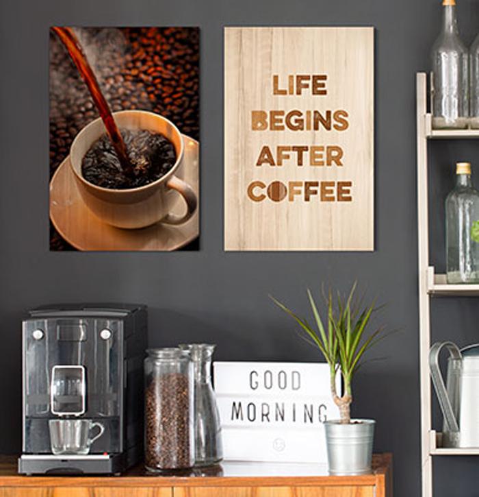 Posterlounge cafe