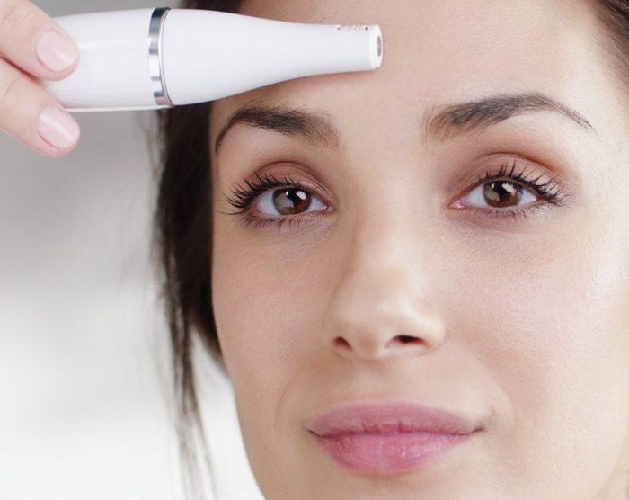 Braun FaceSpa Pro depilación