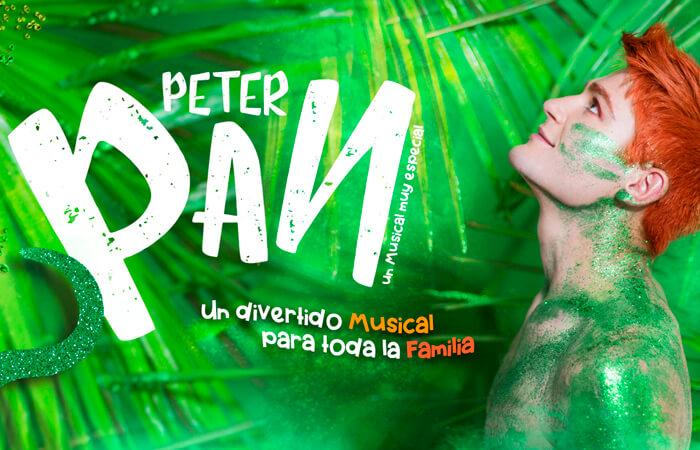 Peter Pan, un musical familiar inclusivo