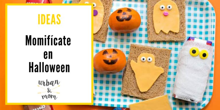 Momifícate en Halloween: manualidades, disfraces y recetas la momia de fáciles
