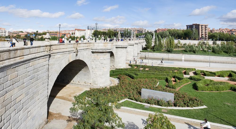 planes en Madrid río