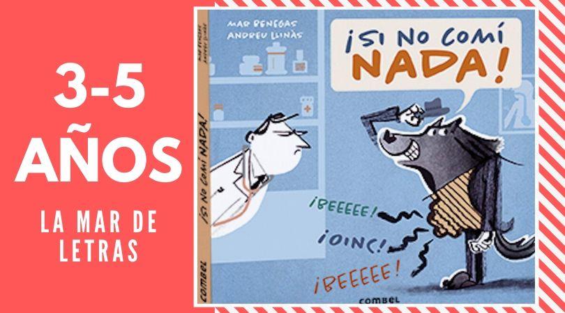 libros para regalar a niños de 0 a 6 años La mar de letras 2