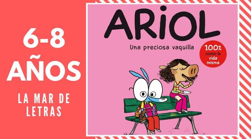 libros para regalar a niños de 6 a 12 años La Mar de Letras