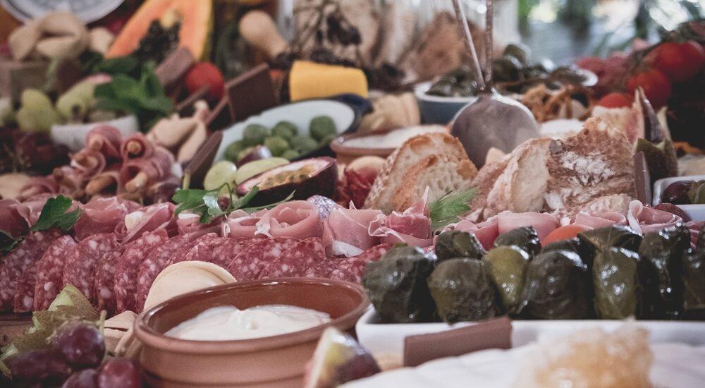Comer en Madrid centro