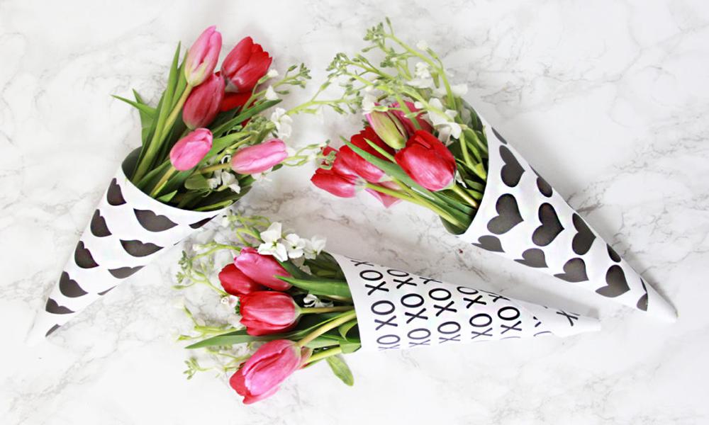 minibouquet de flores