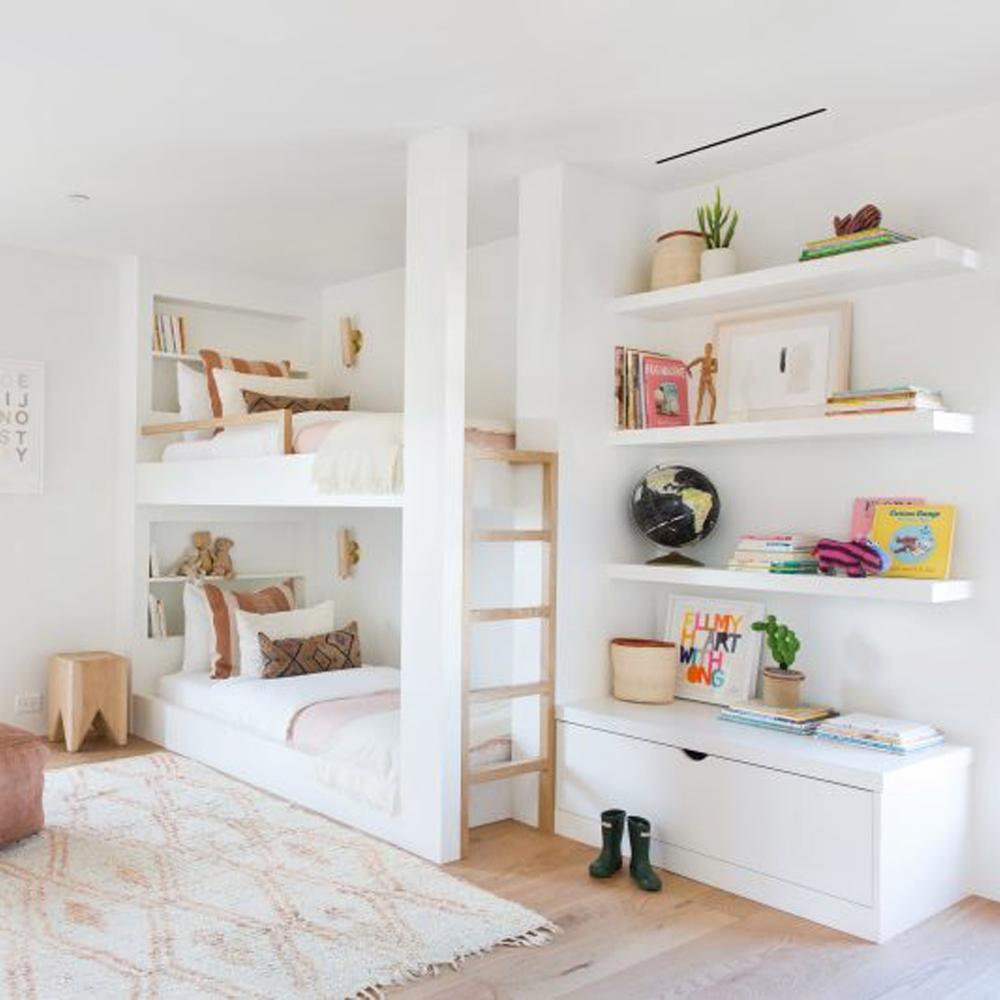 reformas casas barcelona habitación infantil