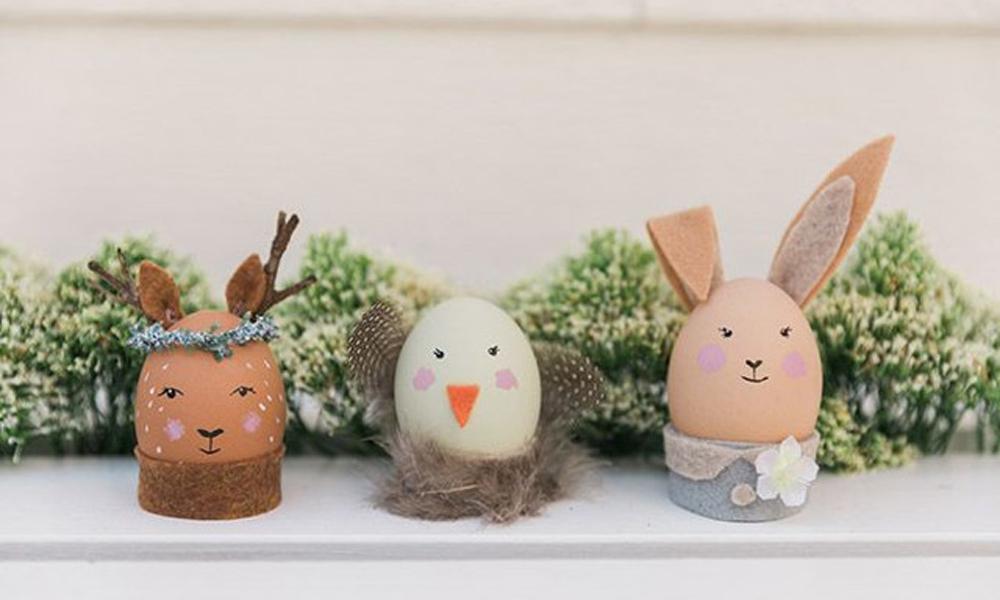 huevos de Pascua de animales 8