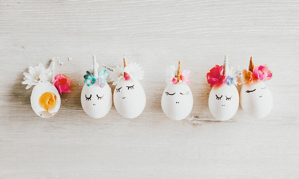 huevos de Pascua de animales 9