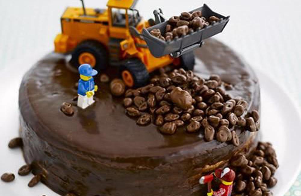 tartas fáciles para constructores