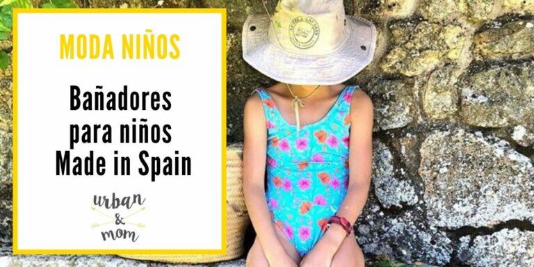 5 Marcas de ropa de baño para niños Made In Spain